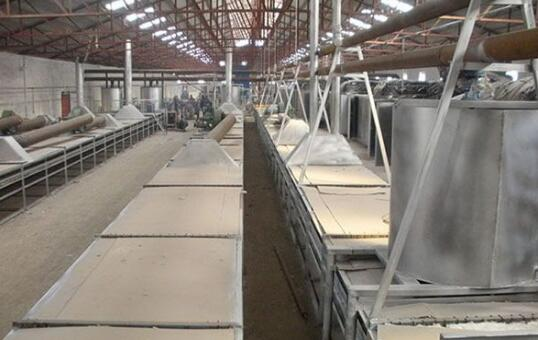 Wool Board Production Line Equipment