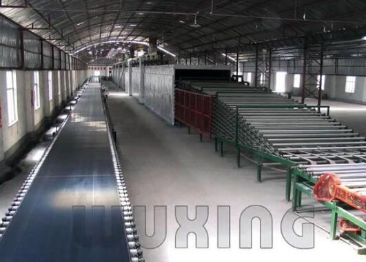 Paperless Gypsum Board Production Line