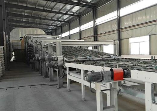 Gypsum Board Production Line Suppliers