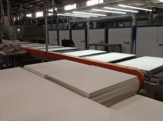 Light Mineral Wool Board Production Line