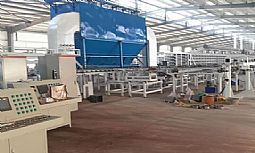 gypsum board manufacturing machine factory