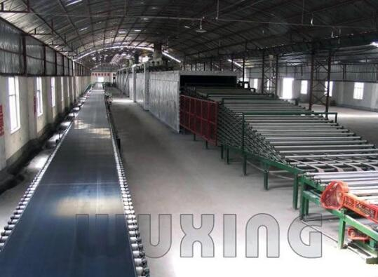 Wuxing-Paperless Gypsum Board Production Line Equipment