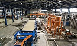 Calcium Silicate Board Production Line Wuxing