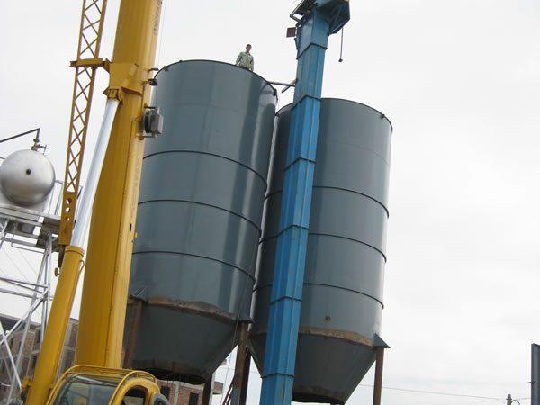 Gypsum Powder Production Line Equipment