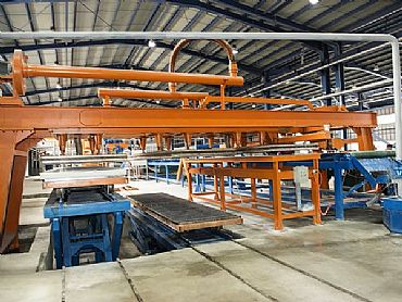 Calcium Silicate Board Production Line Equipment