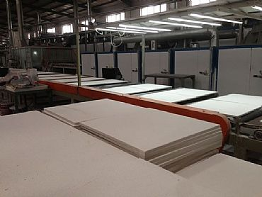 Light Mineral Wool Board Production Line Equipment